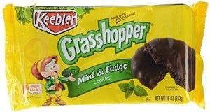 keebler cookies - grasshopper fudge mint - 10 oz