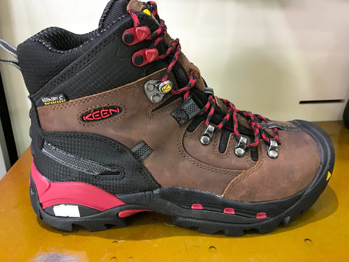 keen pittsburgh botas de seguridad impermeables oil resist