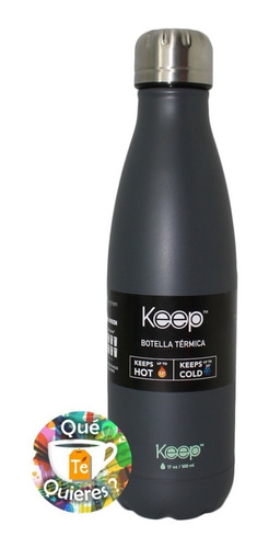 keep botella térmica frío/cal 500ml