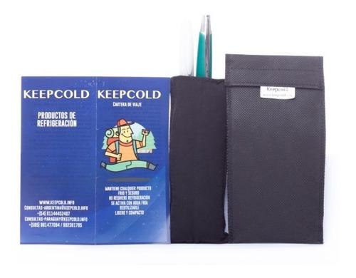 keepcold - porta insulina 45hs sin refrigerar 2 large
