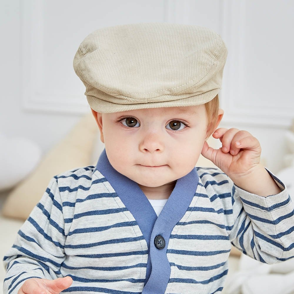 a7b7b1c90e194 Keepersheep Boys Newsboy Cap