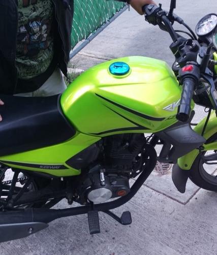 keeway 150cc verde 2018