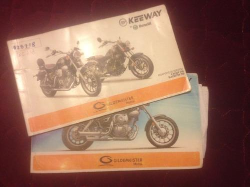 keeway 250cc moto