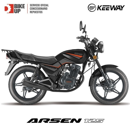keeway arsen - soa y empadronamiento gratis - bike up