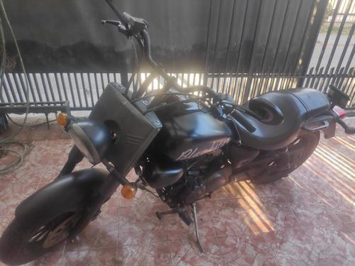 keeway blackster 250 (dorado)