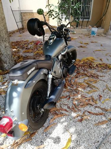 keeway chopper moto