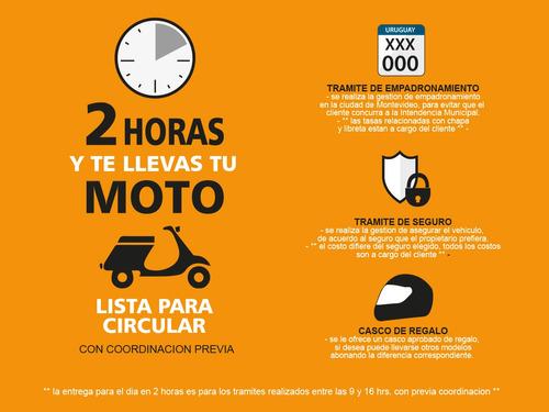 keeway cs110 motos moto nueva 0km  2020 + obsequios - fama