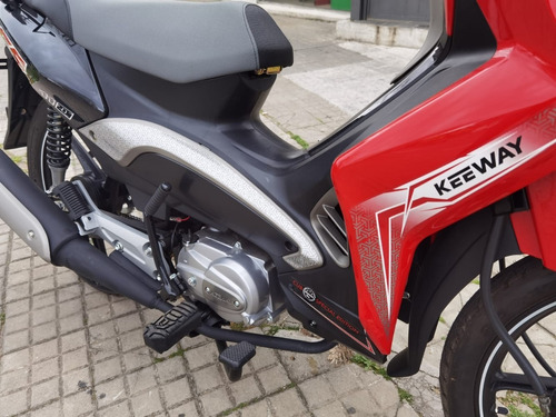 keeway cs110 - tomamos tu usada - garantia extendida