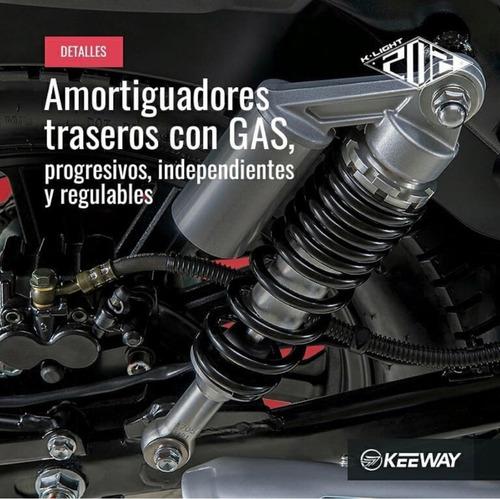 keeway k-light 202 - benelli