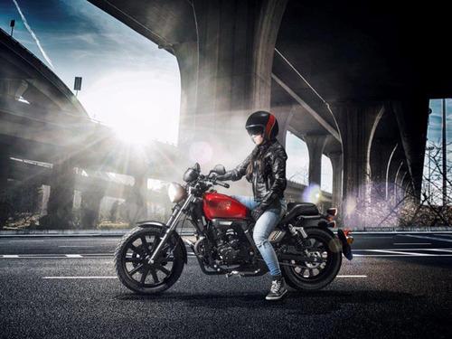 keeway k-light 202 moto custom 0km 2020 + obsequios fama