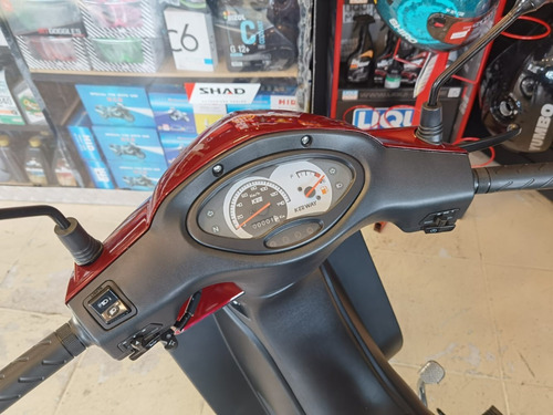 keeway kee 110 modelo 2020 - casco de regalo - financiamos
