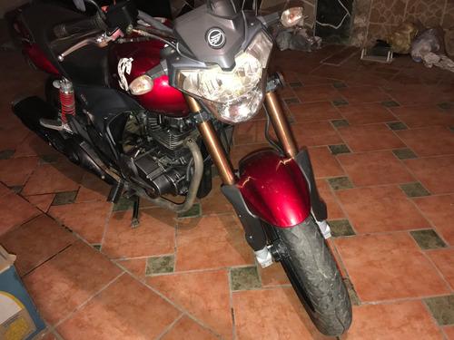 keeway motor200 2012
