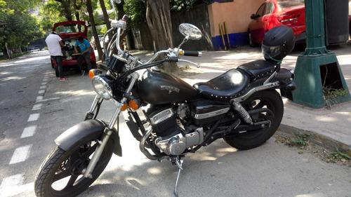 keeway patagonian eagle 250 cc