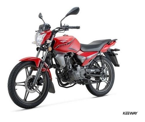 keeway rk 150 - 18 cuotas de $8.106 - entrega inmediata!