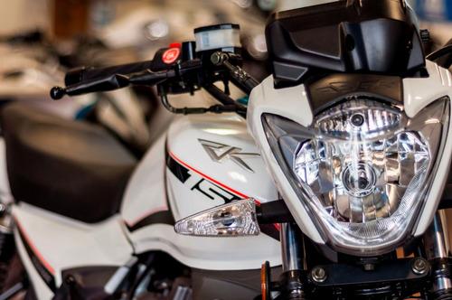 keeway rk 150 moto simil ybr efectivo