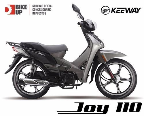 keeway - seguro, empadronamiento y casco gratis - bike up