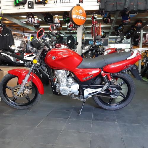 keeway speed 150 - mac moto - usada