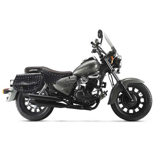 keeway superlight 200 moto custom 0km 2020 + obsequio - fama