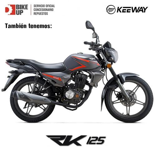 keeway superlight - tomamos tu usada - beneficios - bike up