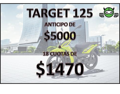 keeway target 125