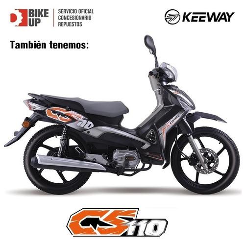 keeway target 125 - garantia extendida - permutas - bike up