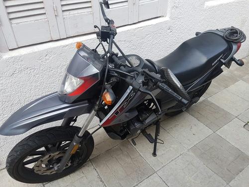 keeway tx 200. sm  3.500 kmts  nueva