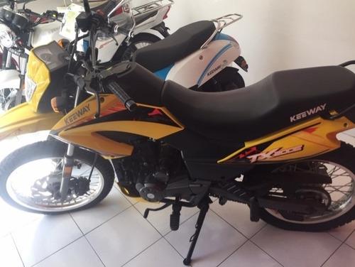 keeway tx200 nueva