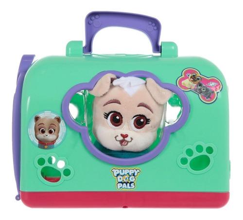 keia set de viaje puppy dog pals disney collection
