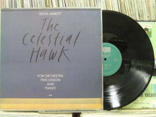 keit jarrett piano orquestra celestial hawk lp 1983 estéreo