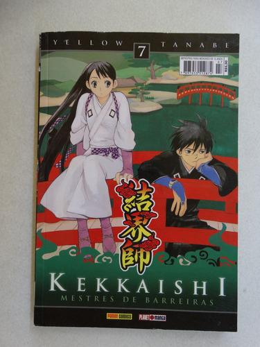 kekkaishi nº 7! panini dezembro 2010!