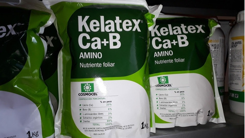 kelatex ca+b kg, fertilizante foliar