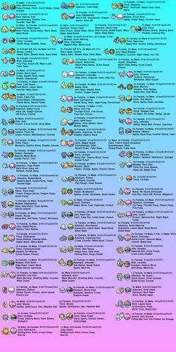 keldeo pokemon de evento 6iv competitivo