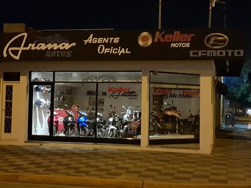 keller 150 stratus full arana motos concesionario oficial