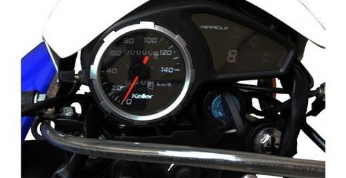 keller 150cc miracle  motozuni avellaneda
