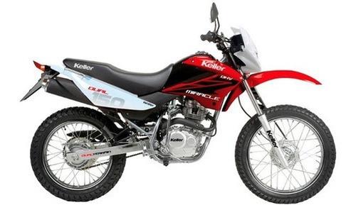 keller 150cc miracle - motozuni  f. varela