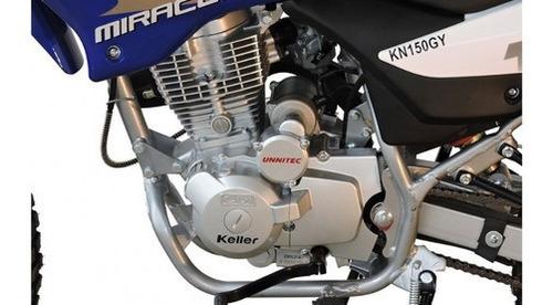 keller 150cc miracle - motozuni  r. castillo