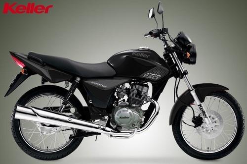 keller 150cc stratus - motozuni ciudad evita