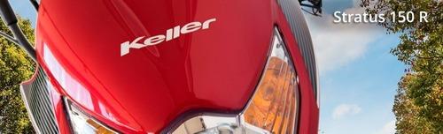 keller 150cc stratus - motozuni  pilar