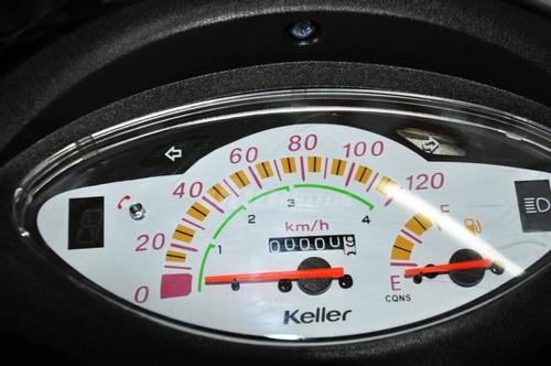 keller crono 110 base 0km 110cc