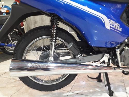 keller crono 110 base 0km  tamburrino motos