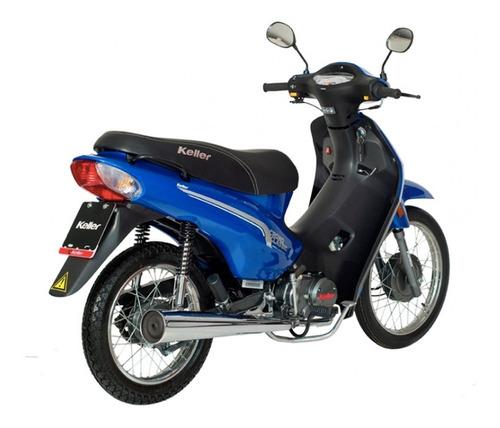 keller crono 110 - bg motos la plata