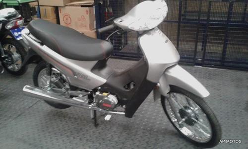 keller crono 110 classic 2018 0km c/usb ap motos