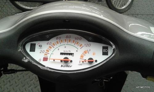 keller crono 110 classic motos