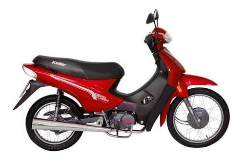 keller crono 110cc - motozuni  adrogué