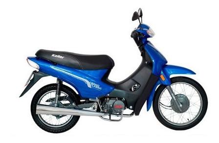 keller crono 110cc - motozuni brandsen