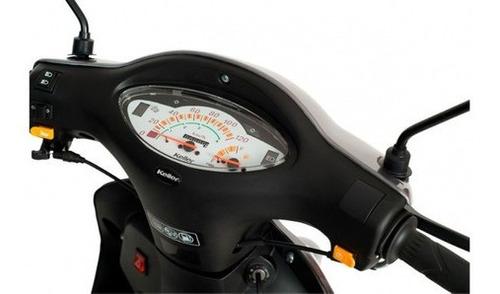 keller crono 110cc - motozuni  ezeiza