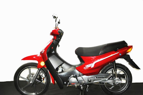 keller crono classic 110 full 0km scooter