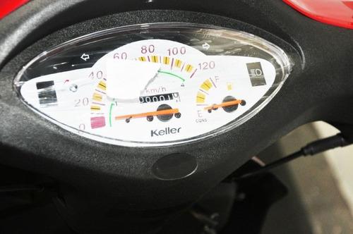 keller crono classic 110 full disco 0km unomotos
