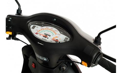 keller crono classic 110 plus 0km - motos 32 - la plata