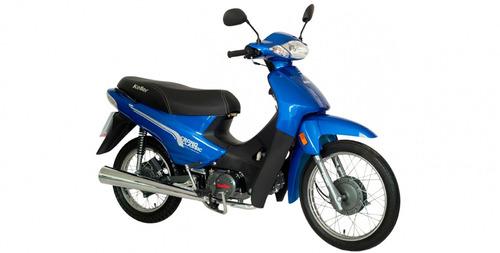 keller crono classic 110cc eco 2019 0 km azul en msp